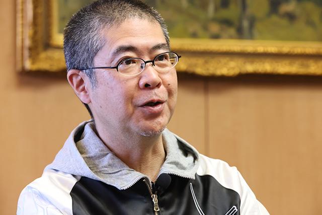 吉田戦車先生